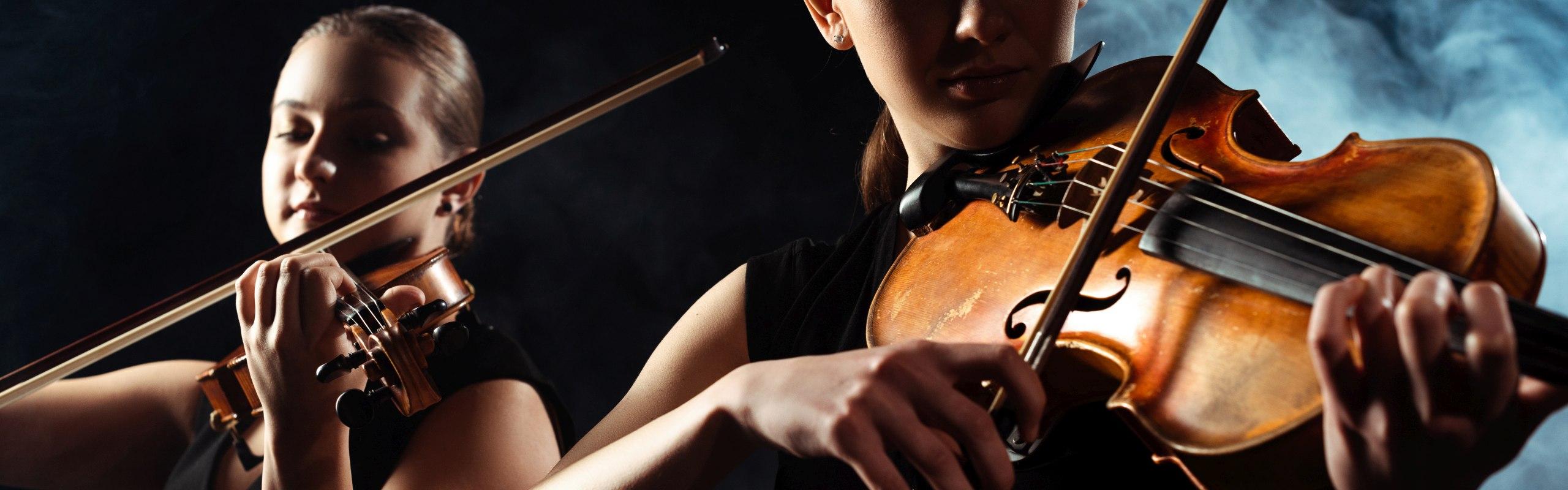 Fachbereich Violine