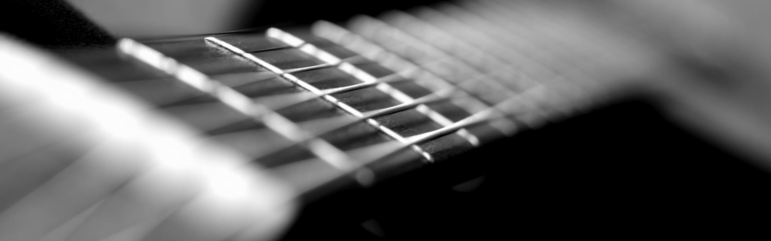 Fachbereich Konzertgitarre
